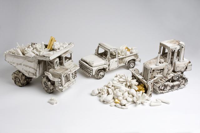 , 'Shifting Diamonds,' 2014, Priveekollektie Contemporary Art | Design