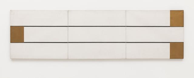 , 'The Illustration of Art / One & Three / Generator,' 1978, Bergamin & Gomide