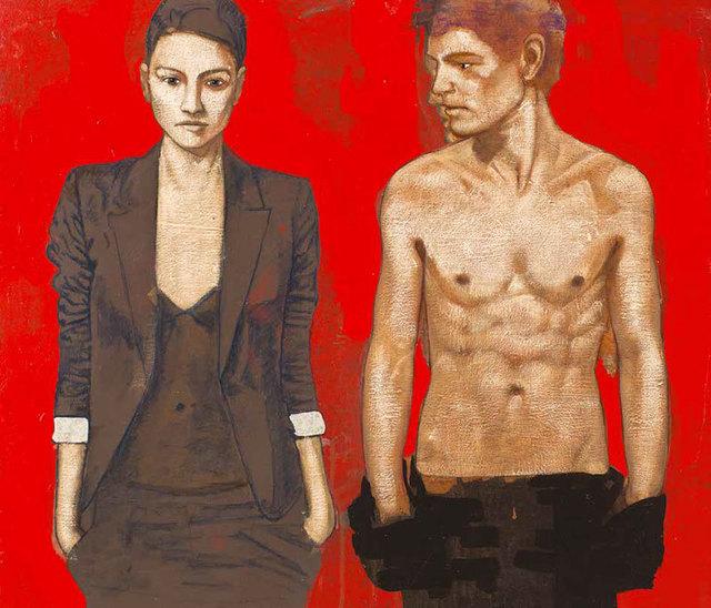 , 'Toxic Cadmium 5,' 2016, Aria Art Gallery