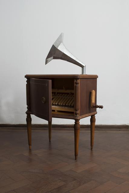 , 'Sin título (Trampa de vocales),' 2018, Acéfala
