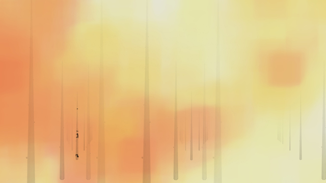 , 'Futaie,' 2012, Perte de Signal