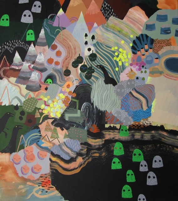 , 'Level Up,' 2019, Madrona Gallery