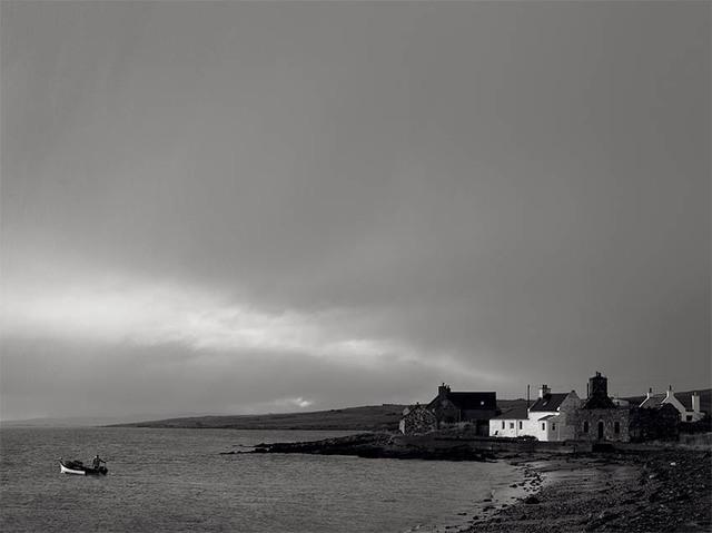 , 'Uyeasound, Unst, Shetland,' 2016, The Photographers' Gallery
