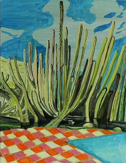 , 'Cactus,' 2016, Fiumano Clase