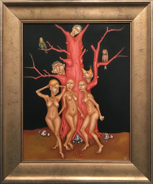 Salvador Di Quinzio, 'Birds Watching', 2010, BoxHeart