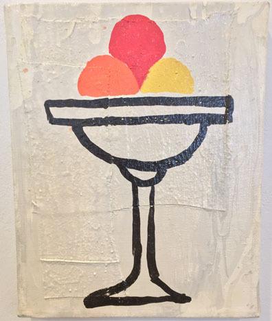Donald Baechler, 'Ice Cream', 1991, Dru Arstark Fine Art