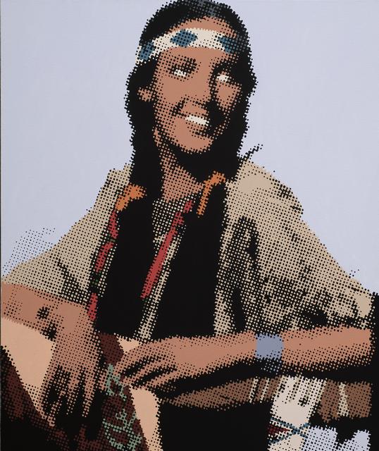 Billy Schenck, 'Indian Maiden', JoAnne Artman Gallery