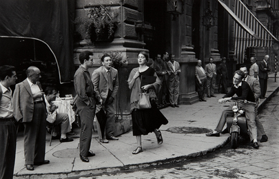 Ruth Orkin, 'American Girl in Italy, Florence,' 1951, Phillips: Photographs (April 2017)