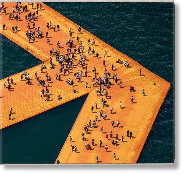 , 'Christo and Jeanne-Claude. The Floating Piers.,' 2016, TASCHEN