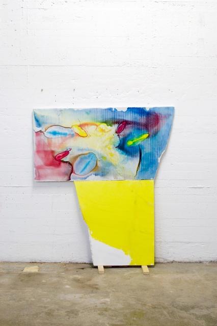 , 'Render 10,' 2018, Galleria Doris Ghetta