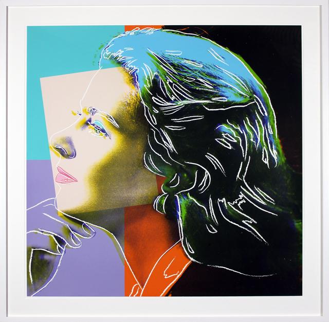 Andy Warhol, 'Ingrid Bergman, Herself (FS II.313)', 1983, Gormleys Fine Art
