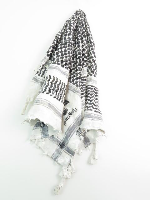 , 'Palestine Scarf (hanging),' 2018, V1 Gallery