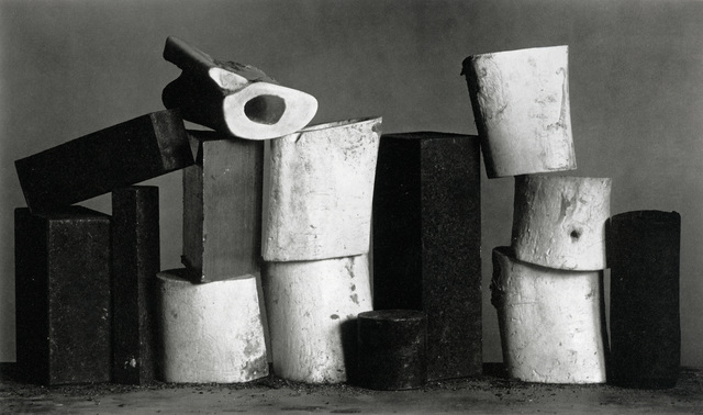 , 'Seven Metal, Seven Bone,' 1980, Pace Gallery