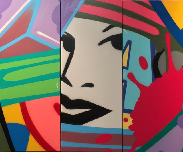 , 'Pinup Collage (Triptych),' , Joanne Artman Gallery