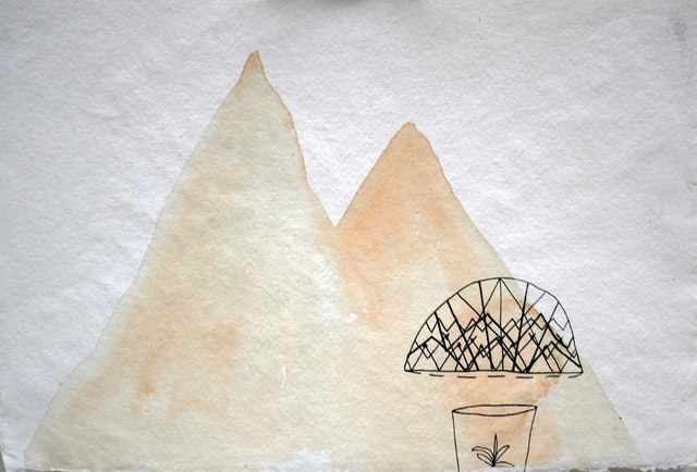 , 'The Two Peaks,' 2016, Museum of Modern Art Dubrovnik