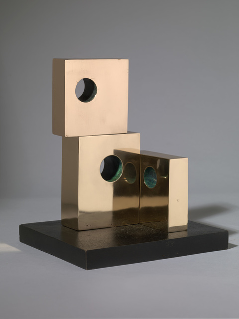 , 'Three Forms (Extra Eye),' 1969, Osborne Samuel