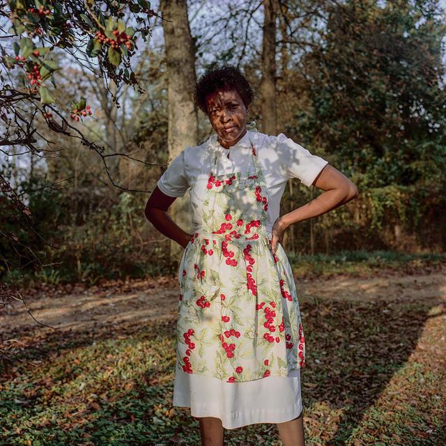 , 'Emma, Cherry Apron, Sumner, Mississippi,' 1991, Jackson Fine Art