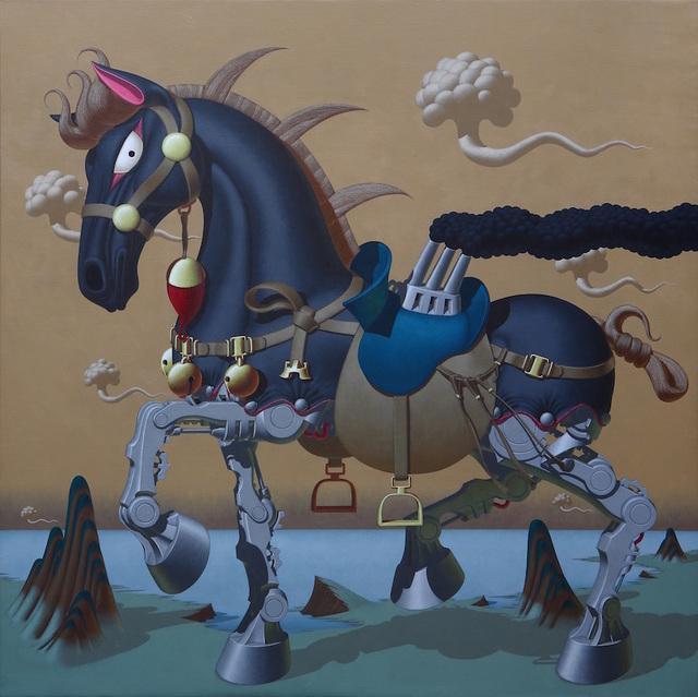, 'Black Kirin,' 2012, Yang Gallery