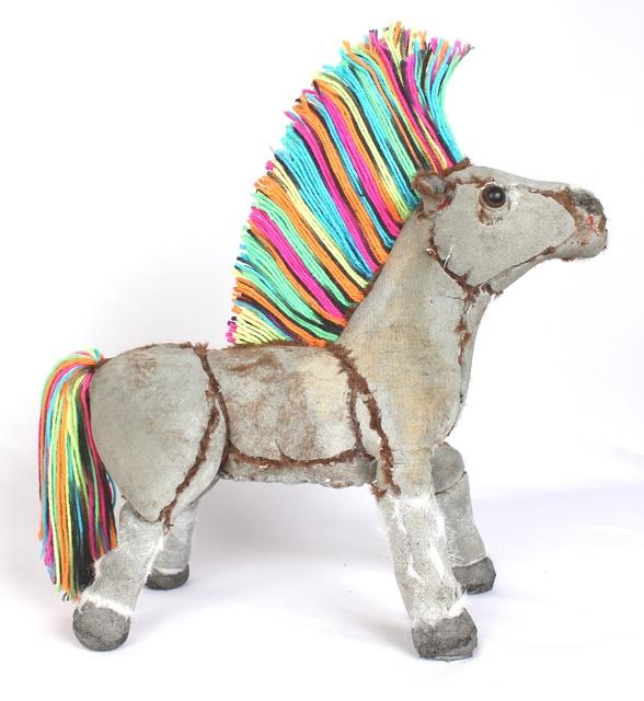 , 'Rainbow Pony,' 2015, Rebecca Hossack Art Gallery