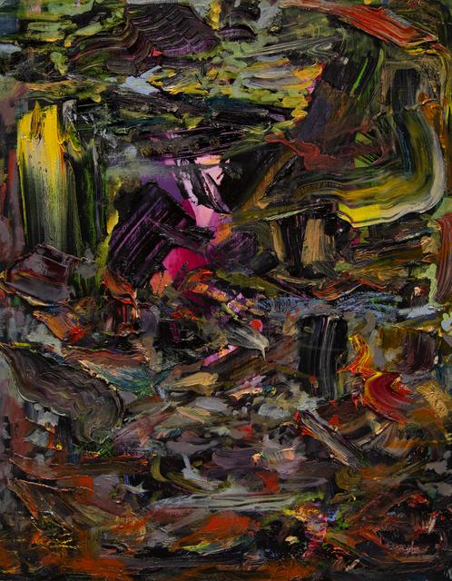 , 'Caught Up,' 2018, M Fine Arts Galerie