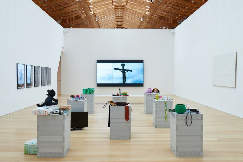 Jonathan Horowitz: Occupy Greenwich / 
