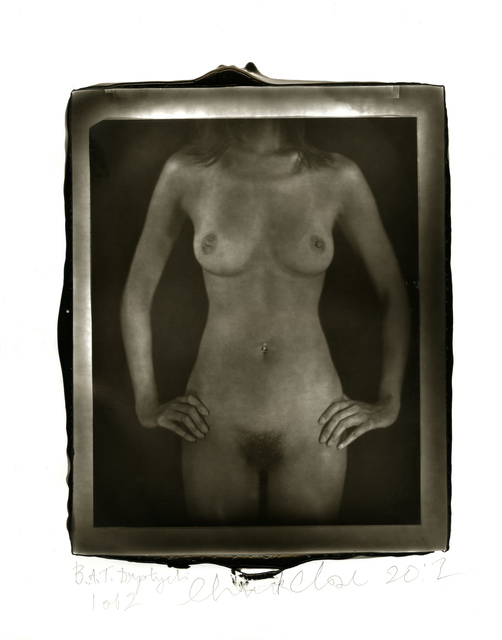 , 'Untitled Torso Diptych,' 2012, Two Palms