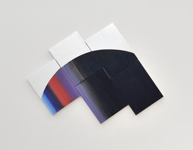 , 'Theta,' 2013, Galerie Thomas Bernard