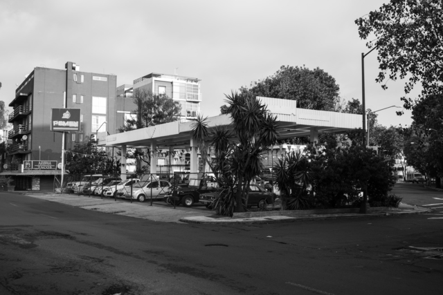 , '26 Used to be Gasoline Stations (Viaducto, México DF),' 2007-2015, Machete