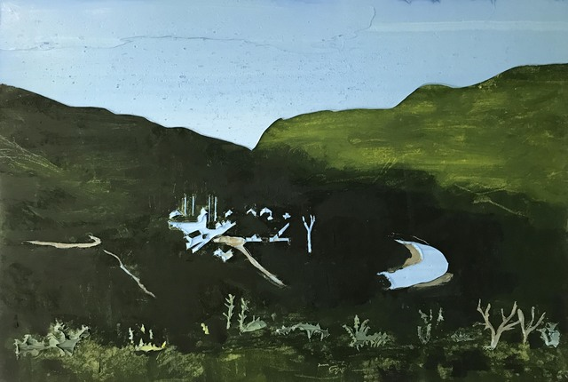 Rodrigo Andrade, 'Surpassing village in a valley', 2016, Galeria Millan