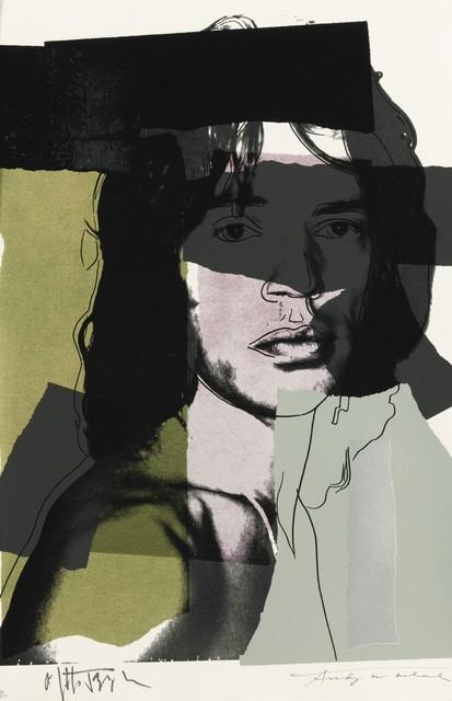 Andy Warhol, 'Mick Jagger (FS II.145)', 1975, Revolver Gallery