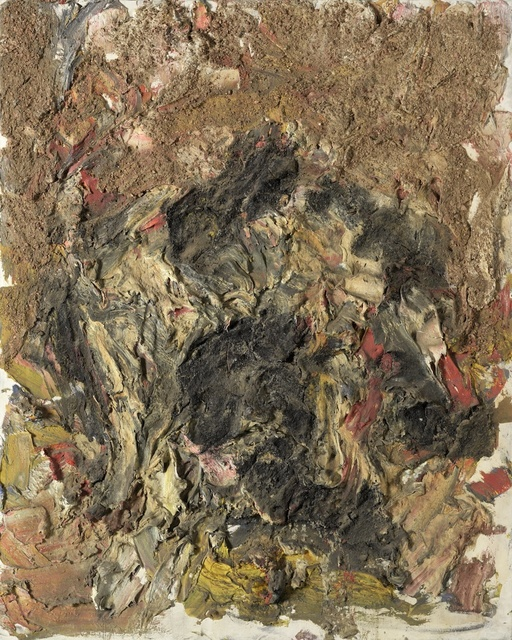 , 'Brandwurzel  (burnt roots),' 1989, Artemons Contemporary