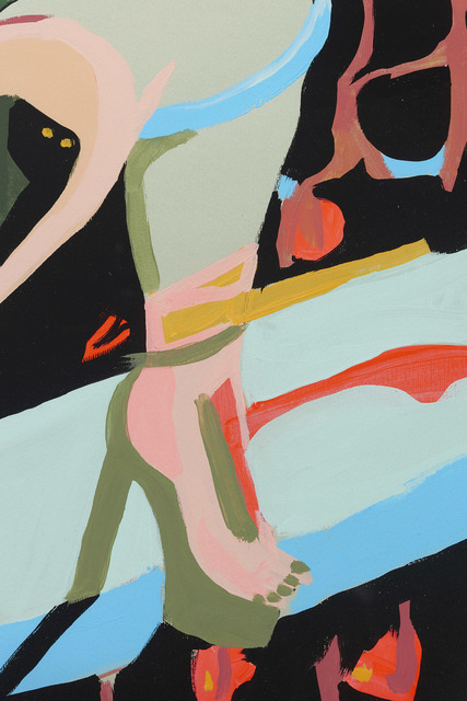 Lena Gustafson, 'Cliff Hangers', 2019, The Hole