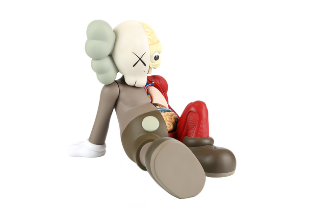 KAWS, 'Kaws Companion, Resting Place, Brown', 2012, Chiswick Auctions