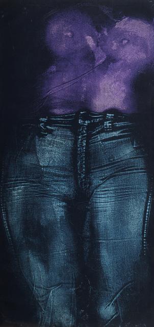 George Segal, 'Girl in Violet Shirt', 1975, Roseberys