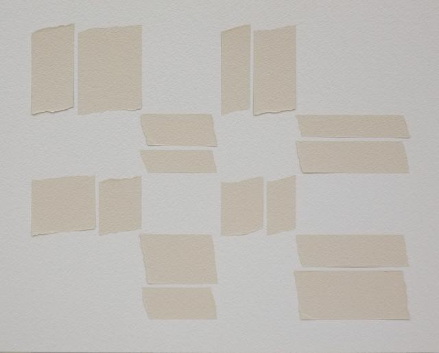 , 'Fitacrepesquema (Oiticica) II,' 2015, Galeria Leme