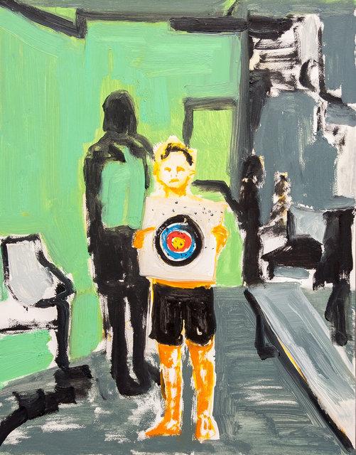 , 'Target practice,' 2016, Equity Gallery