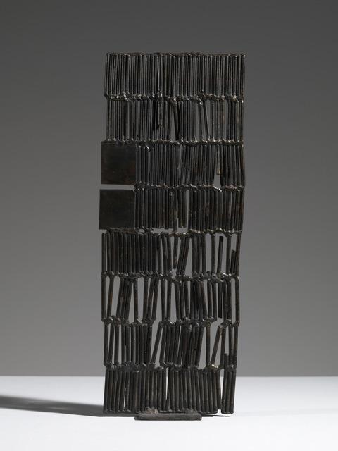 , 'Maquette Vertical Screen Form,' 1964, Osborne Samuel