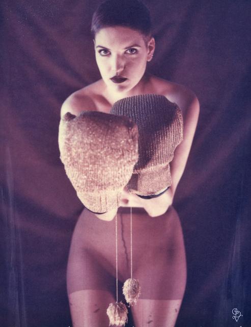 Carmen de Vos, 'Boxing Elena', 2014, Instantdreams