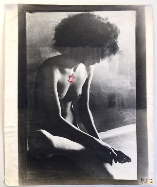 , 'Ebrea,' 1971, Galleria Michela Rizzo
