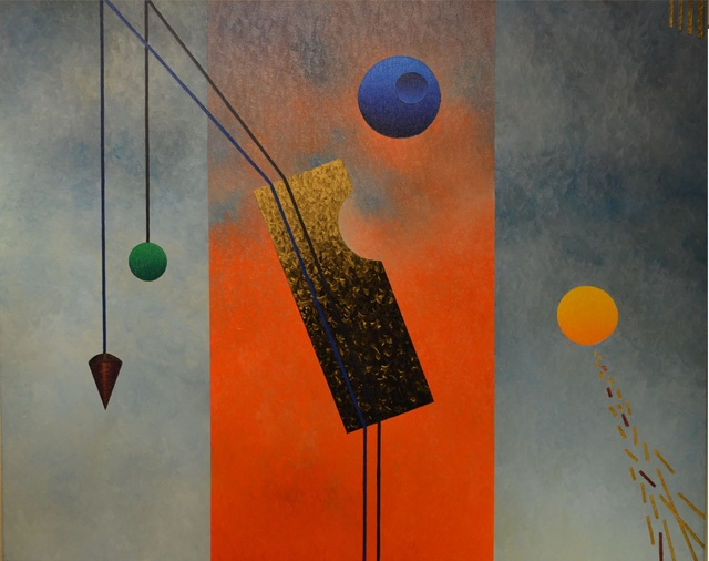 , 'Cosmic Transformation,' 2001, Paul Fisher Gallery
