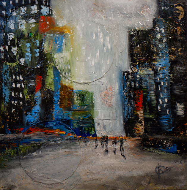 Mariam Qureshi, 'Snow City - Edmonton AB Canada ', 2013, Lotus Art Gallery