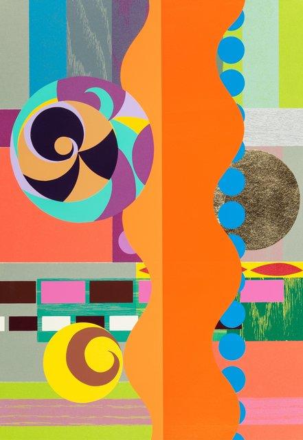Beatriz Milhazes, 'Piquenique (Picnic)', 2010, Heritage Auctions