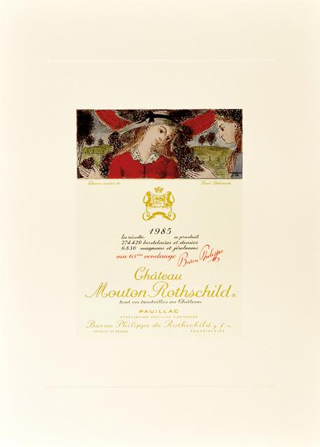 , 'Dessin inedit de Paul Delvaux ,' 1989, Fairhead Fine Art Limited