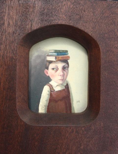 , 'The Escapist (Miniature),' 2018, bo.lee gallery