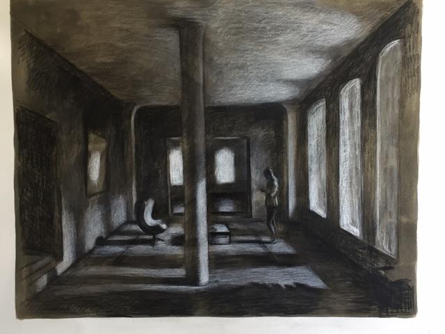, 'La colonne study,' , Hugo Galerie