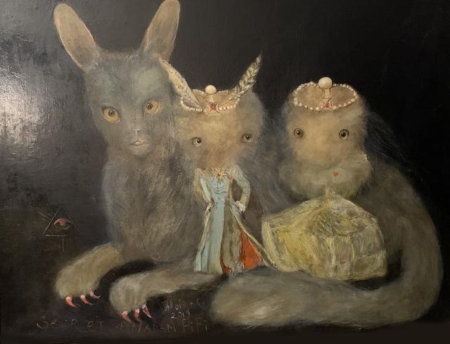 , 'Secret of Madam FiFi,' ca. 2020, bG Gallery