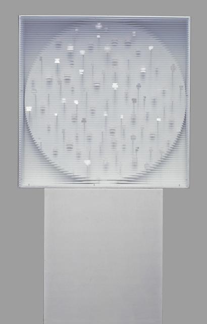, 'Weißer Rotor mit weißen Punkten,' 1960, Beck & Eggeling