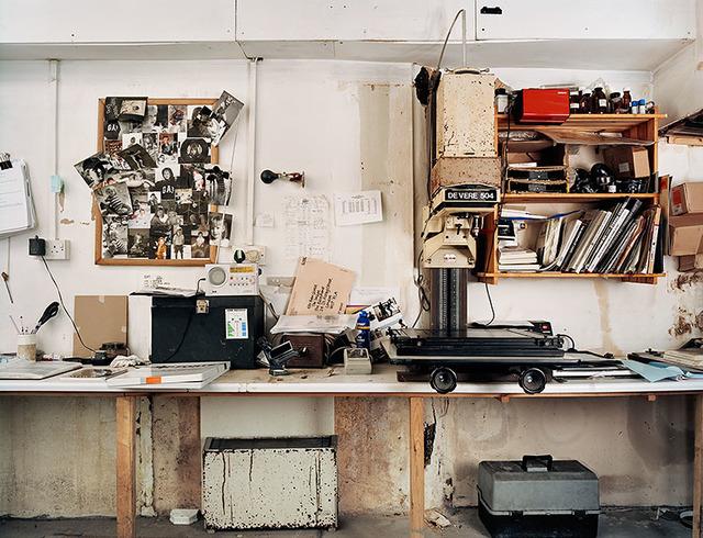 , 'Peter Guest ,' 2010, Riflemaker
