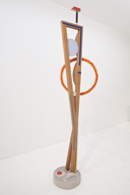 , 'Grave Digger #11 (Hammer Hat),' 2012, Nina Johnson