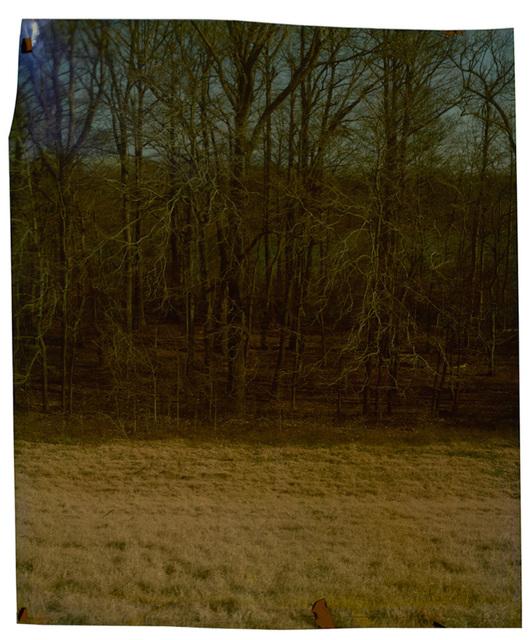 , 'Levee at State Line, Mississippi 46,' 2013, Jackson Fine Art